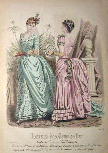 February 1885 Journal des Demoiselles