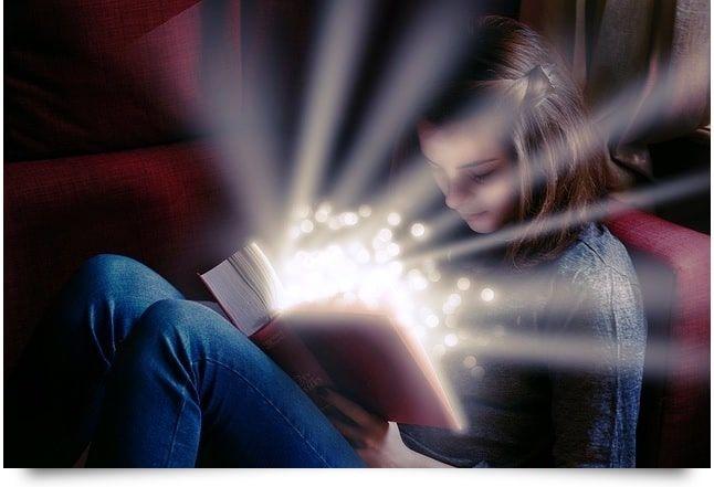 Konzentrationfähigkeit fördert die Lesefreude
