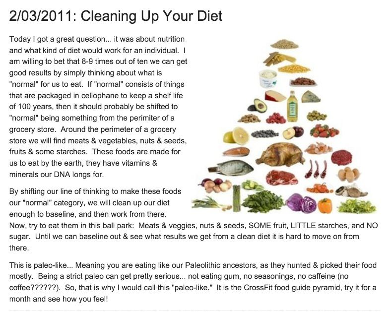 Cleaning Up Your Diet Wrestlers Diet Diet And Nutrition This Or That Questions