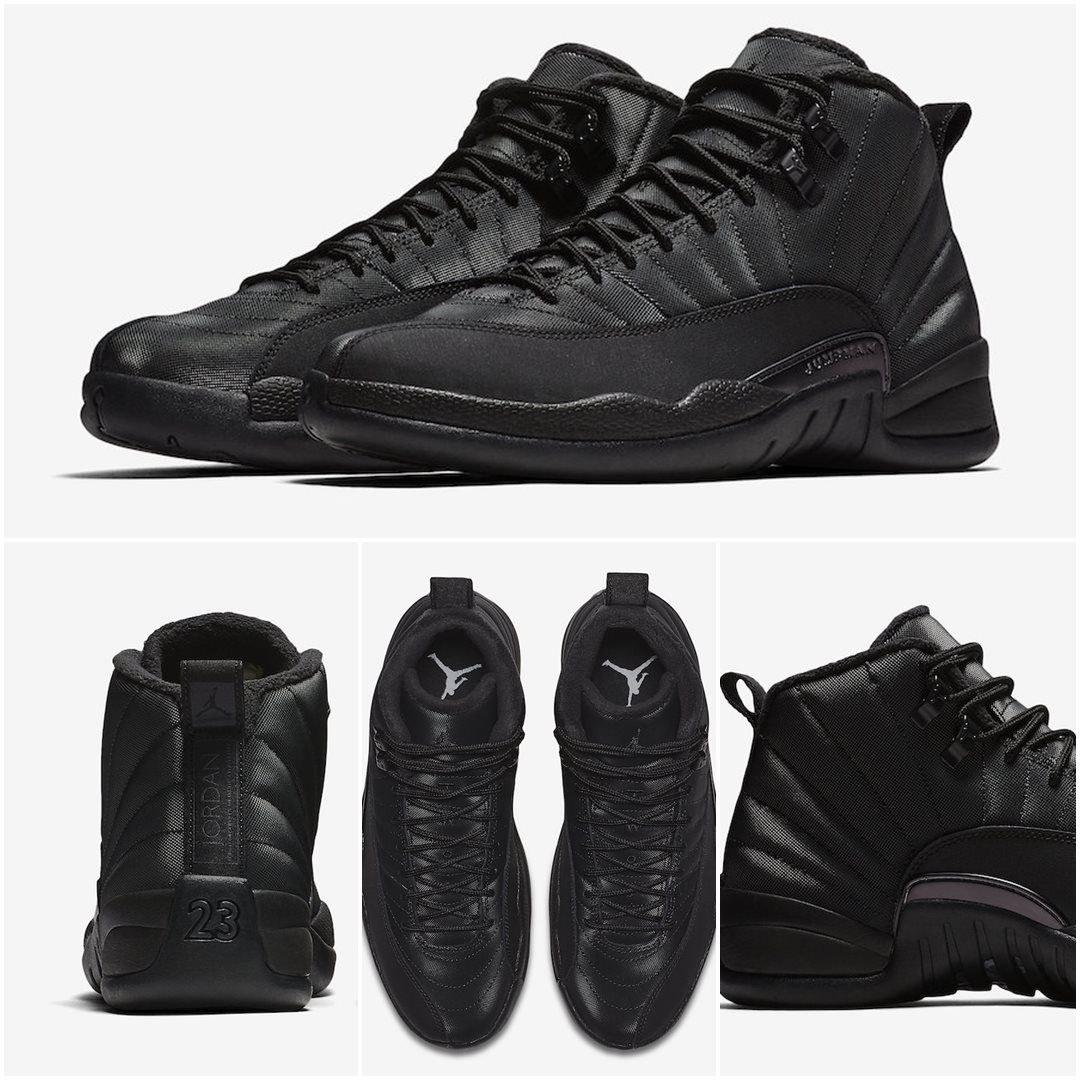 new product 18b64 aee56 Air Jordan 12 WINTER | Jordan Shoes | Air jordans, Jordans ...