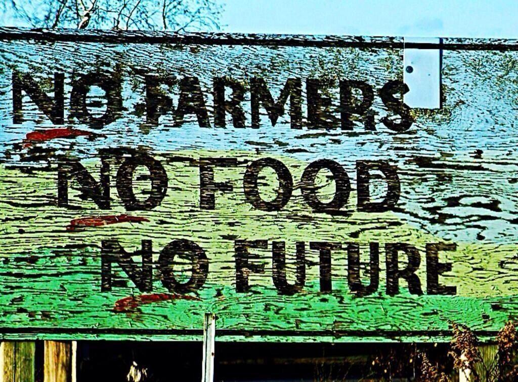 No Farmers No Food No Future Ag Agriculture Farming
