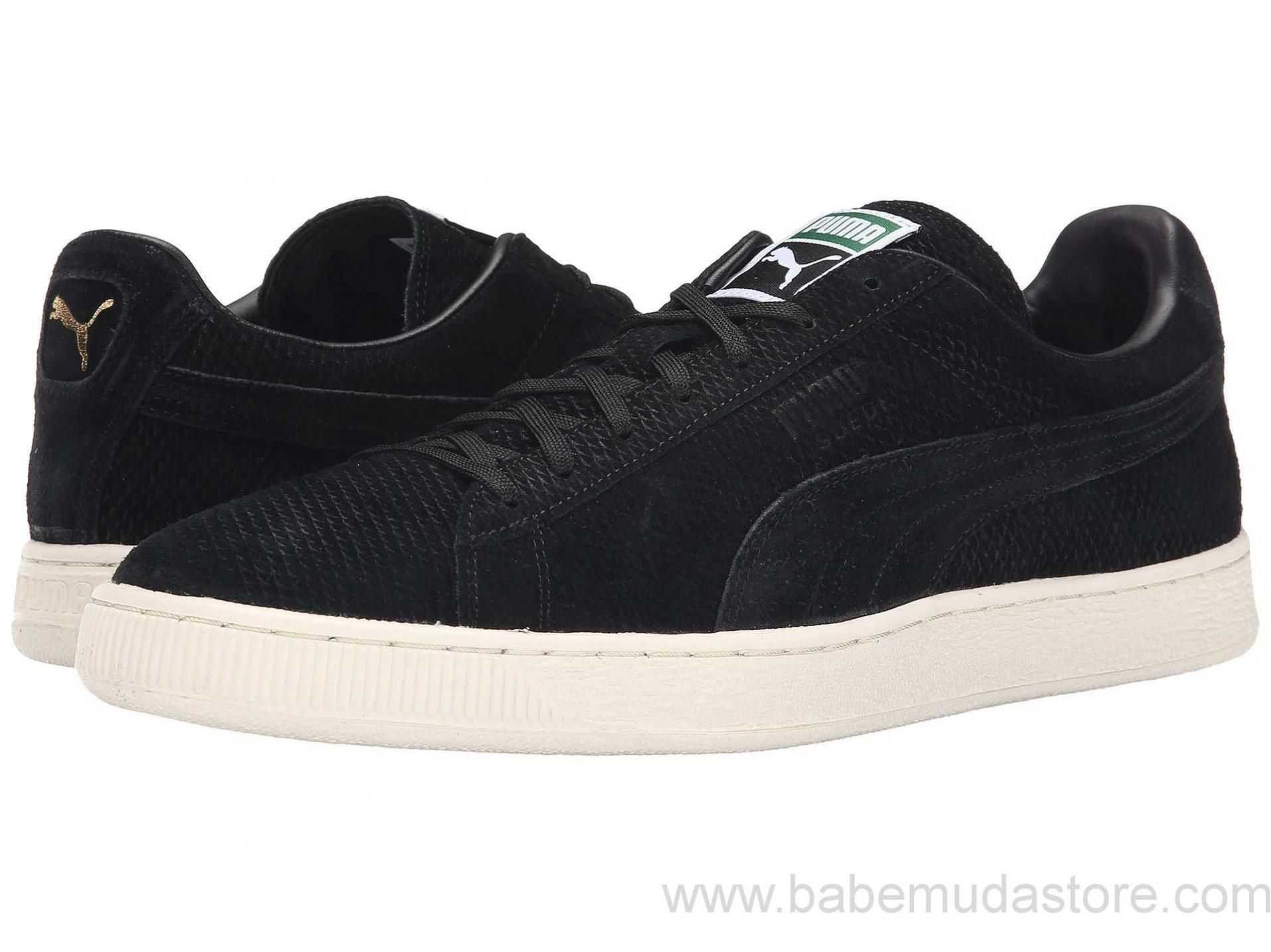 2017 Chaussures Hommes Puma Suede Classic + Mod Heritage