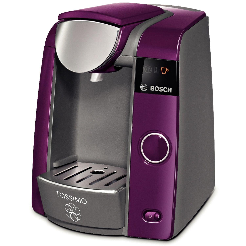 Bosch Tassimo T43 Joy, Hot Drinks Coffee Machine, Passion
