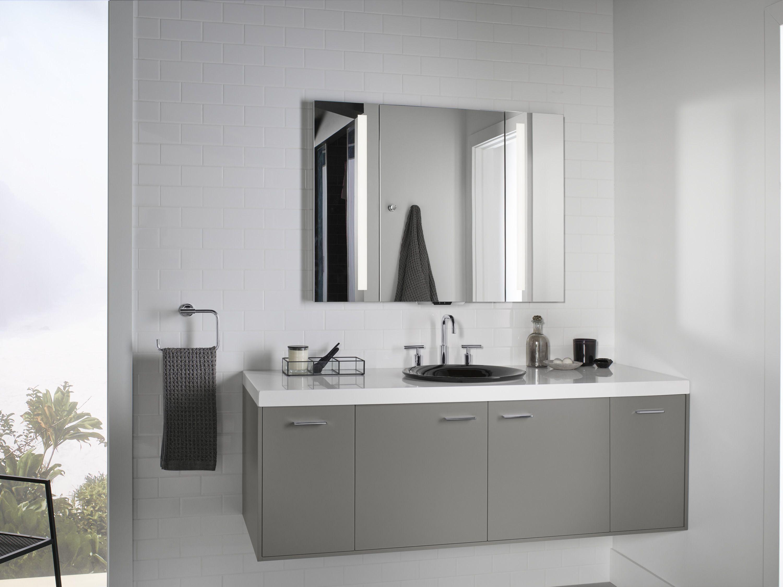 Verdera Voice Lighted Mirror With Amazon Alexa Bathroom Mirror Design Bathroom Design Bathroom Mirror Lights
