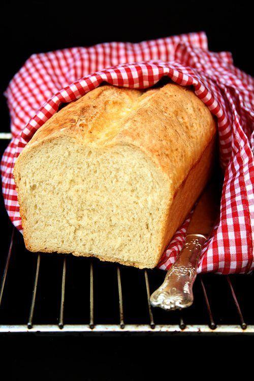 einfaches selbstgebackenes Toastbrot   mhhhm   Bread ...