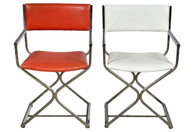 Shelby Williams Director Chairs Pair  sc 1 st  Pinterest & Shelby Williams Director Chairs Pair | Ideas for the House ...