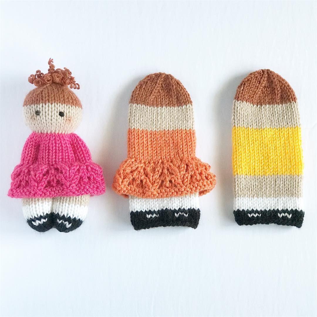 No hay descripción de la foto disponible. #knitteddollpatterns