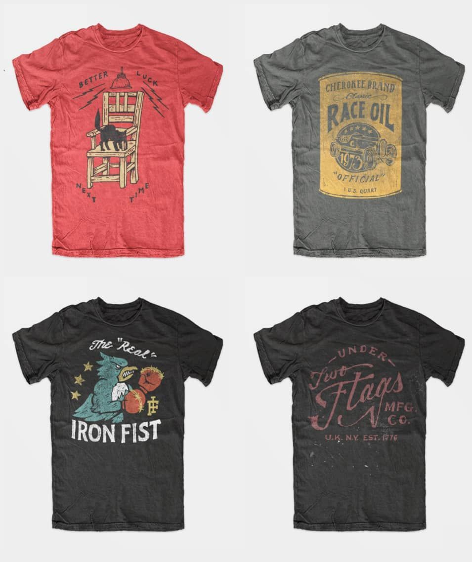 10 Creative Graphic T Shirt Designs That Are Killing It My