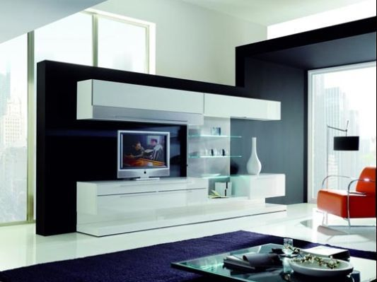 Tv Unit Designs - Pesquisa Google | Decor - Furniture | Pinterest