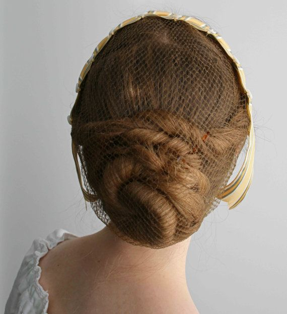Pin By Kendle Sprecker On 19th Cen Hair Accessories Civil War Hairstyles Victorian Hairstyles Hair Nets