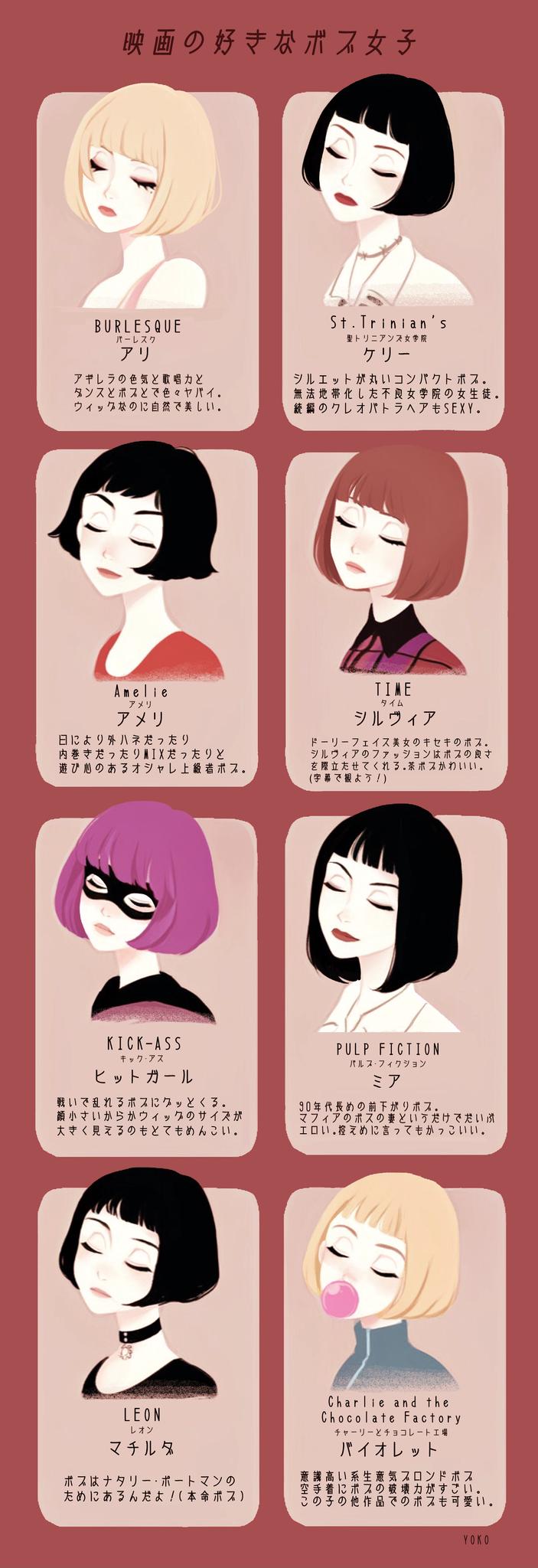 Inspiration おしゃれまとめの人気アイデア Pinterest Kumi ボブ