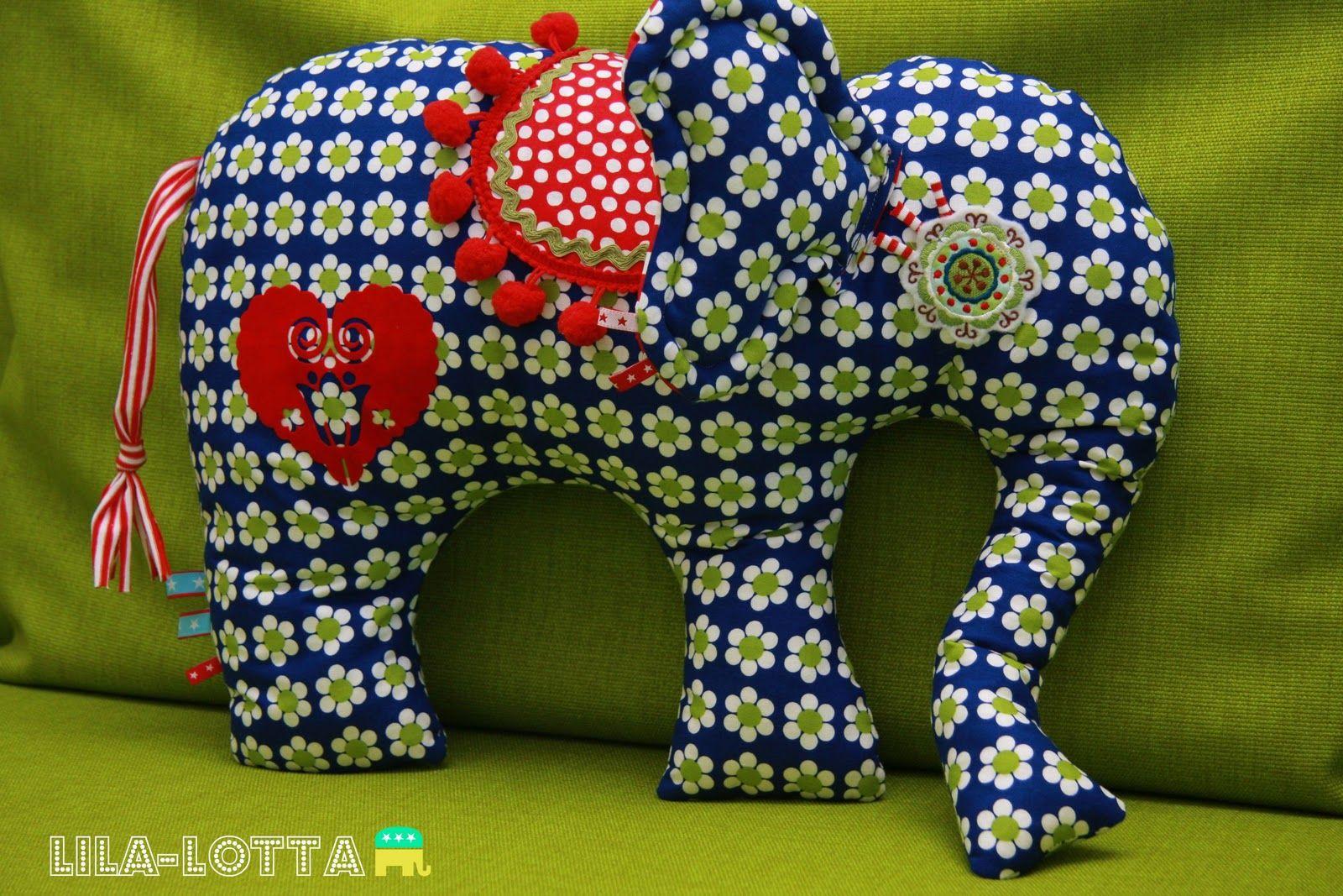Lila-Lotta: Elefantastisch ...