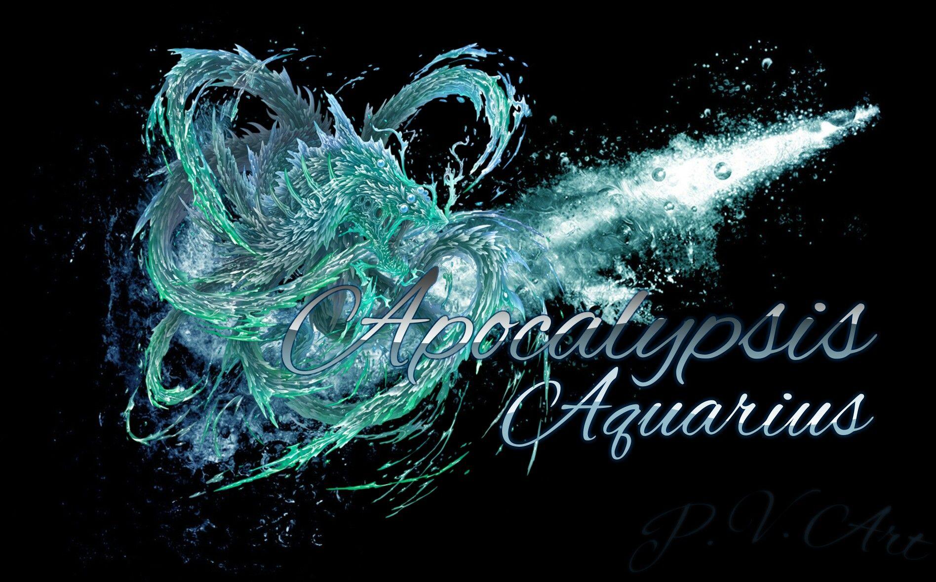 Apocalypsis Aquarius 2017 Wallpaper