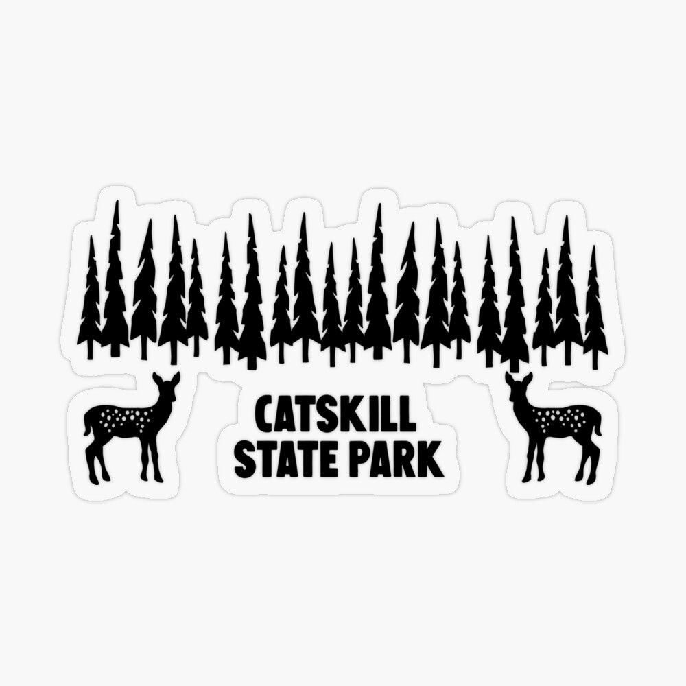 'Catskill State Park New York State Park Wildlife