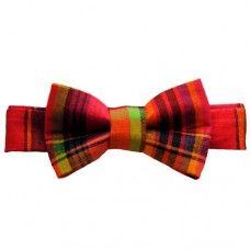 Hugo's Retro Bow Tie Celebration