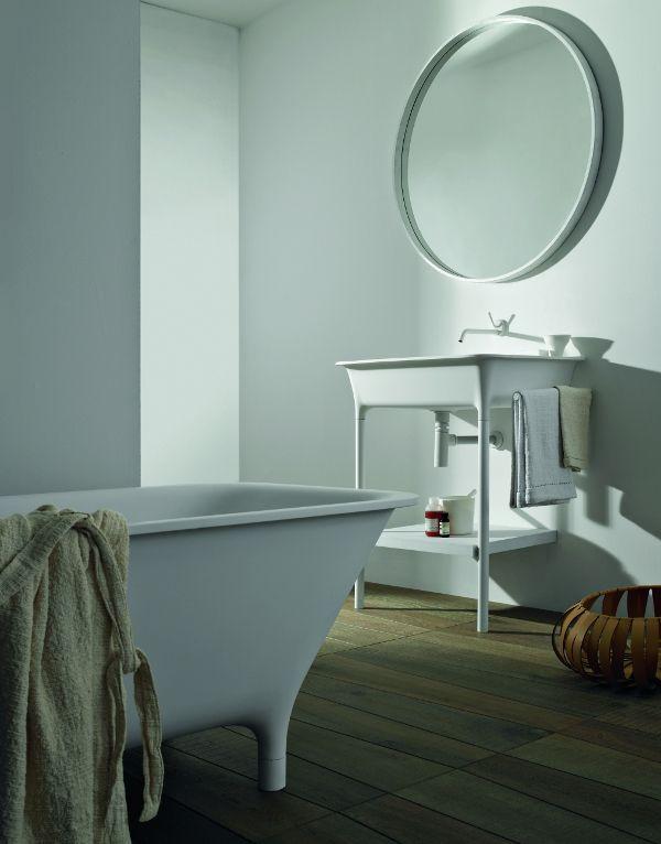 MORPHING #bathroom collection designed for @Zucchetti Kos | #Palomba #bathroom #design