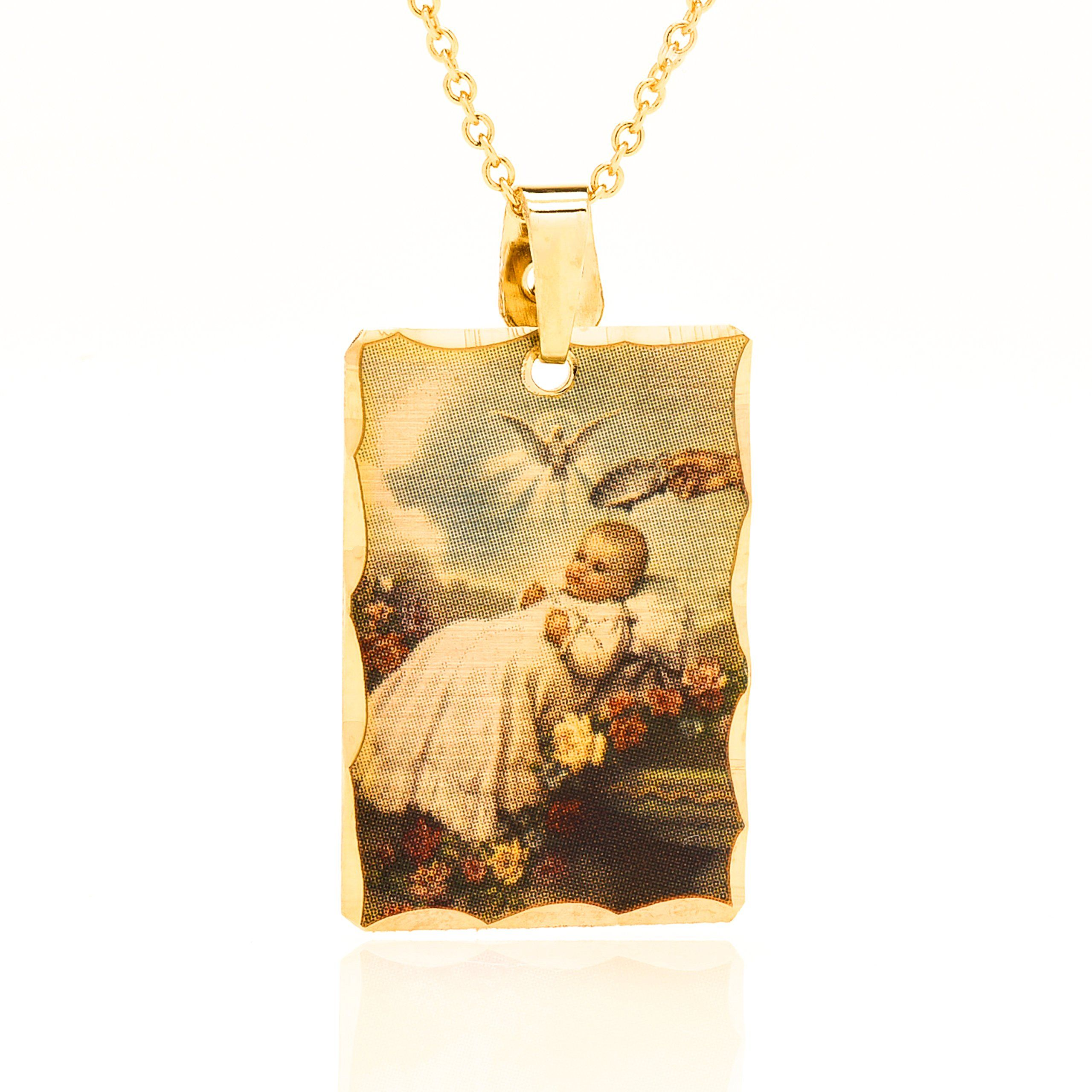 bulgari gift pendant baptism eleuteri collections item