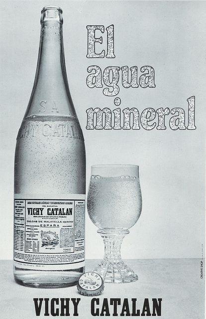 Vichy catalán: publicidad en los años 70 | Flickr: Intercambio de fotos
