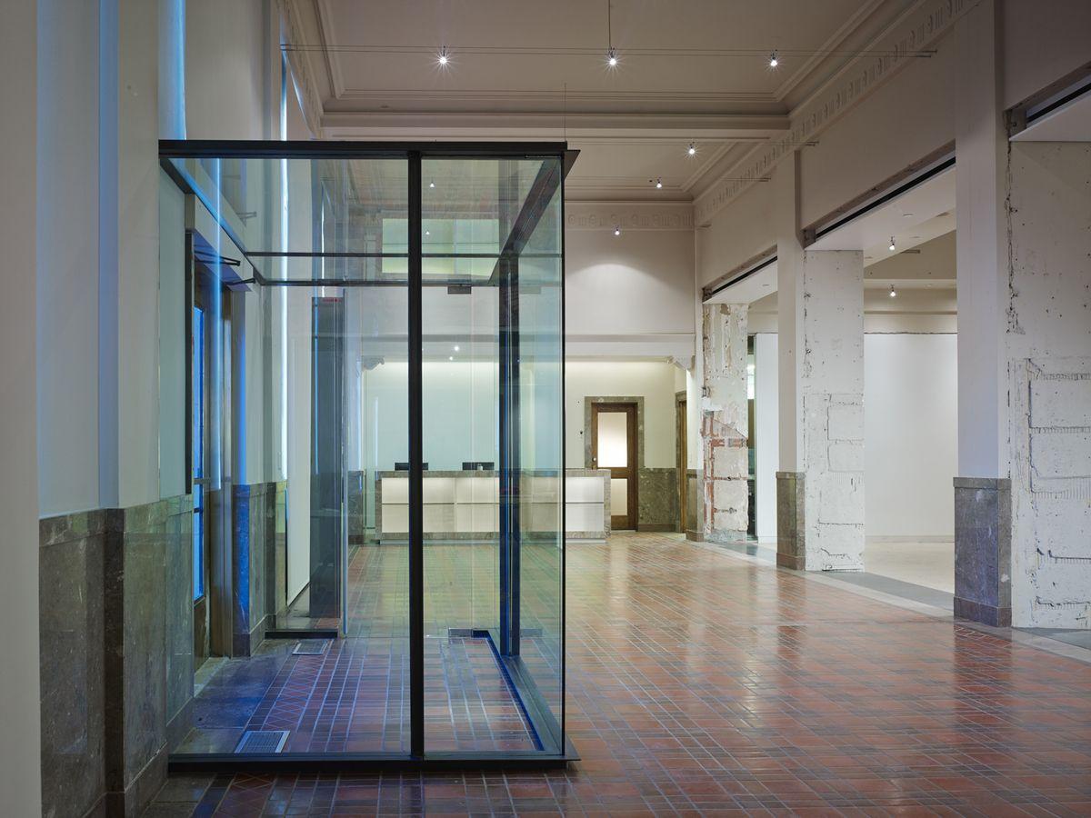 Osu Postal Plaza Gallery The Gathering Window Draft