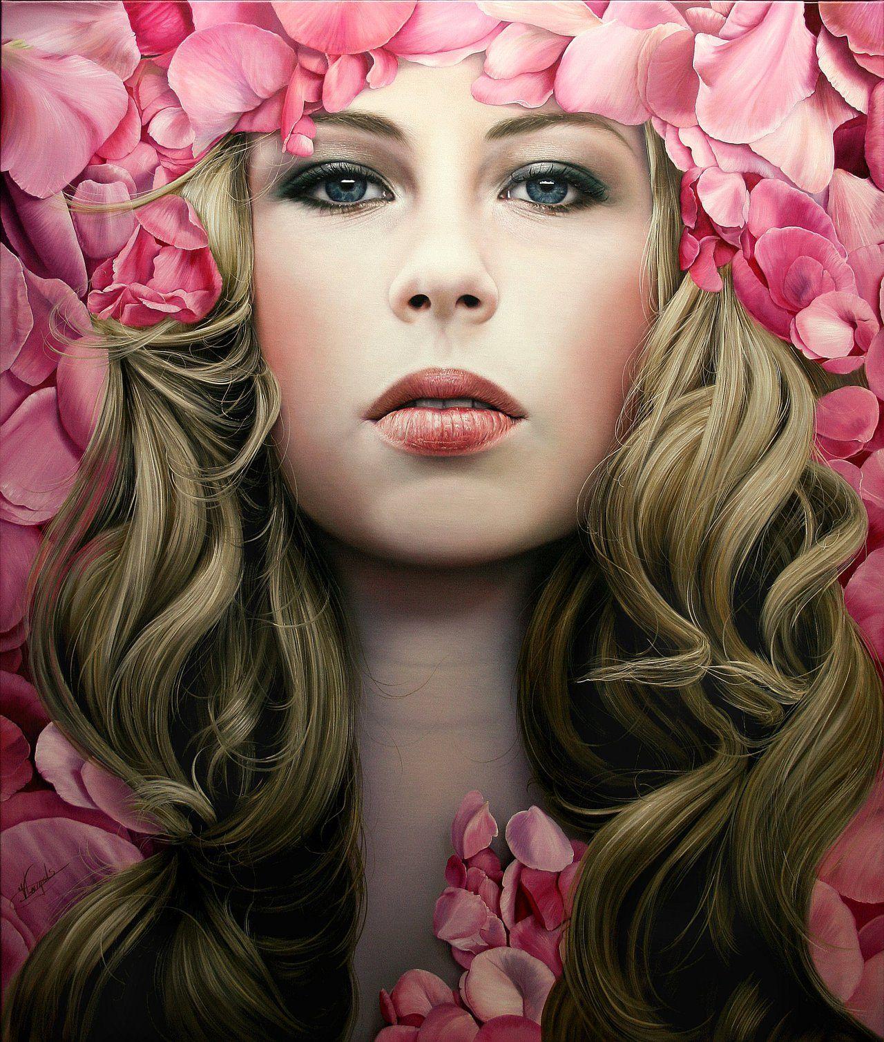 La vie en rose by Raipun.deviantart.com on @deviantART