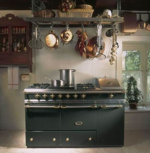 Lacanche Kitchen Pinterest Ofen, Küche und Deutsch - k che auf franz sisch