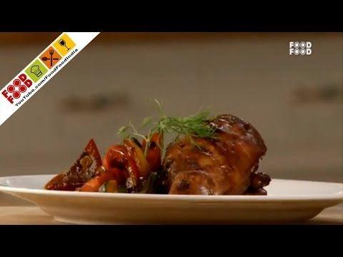 Elaichi Honey Chicken - Mummy Ka Magic - YouTube