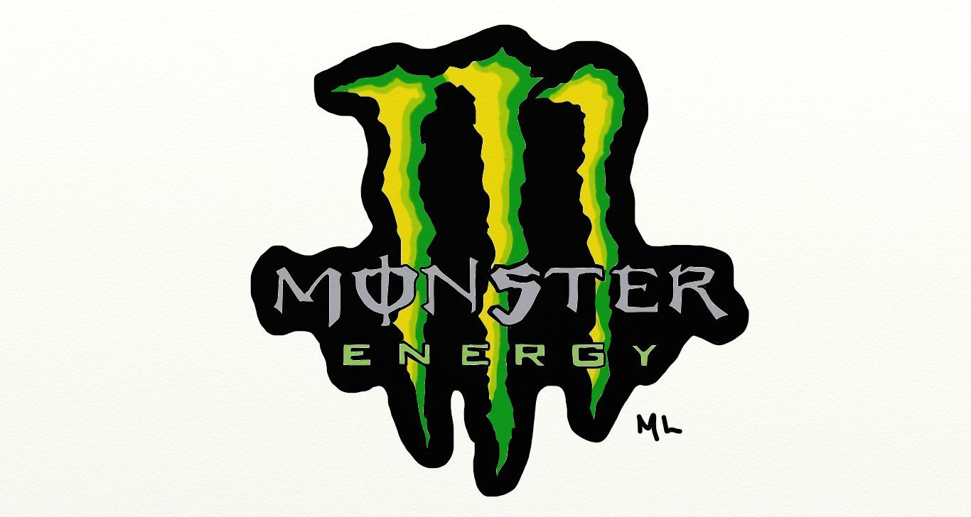 Logo Monster Picture Jpg 1366 215 728 Monster Energy