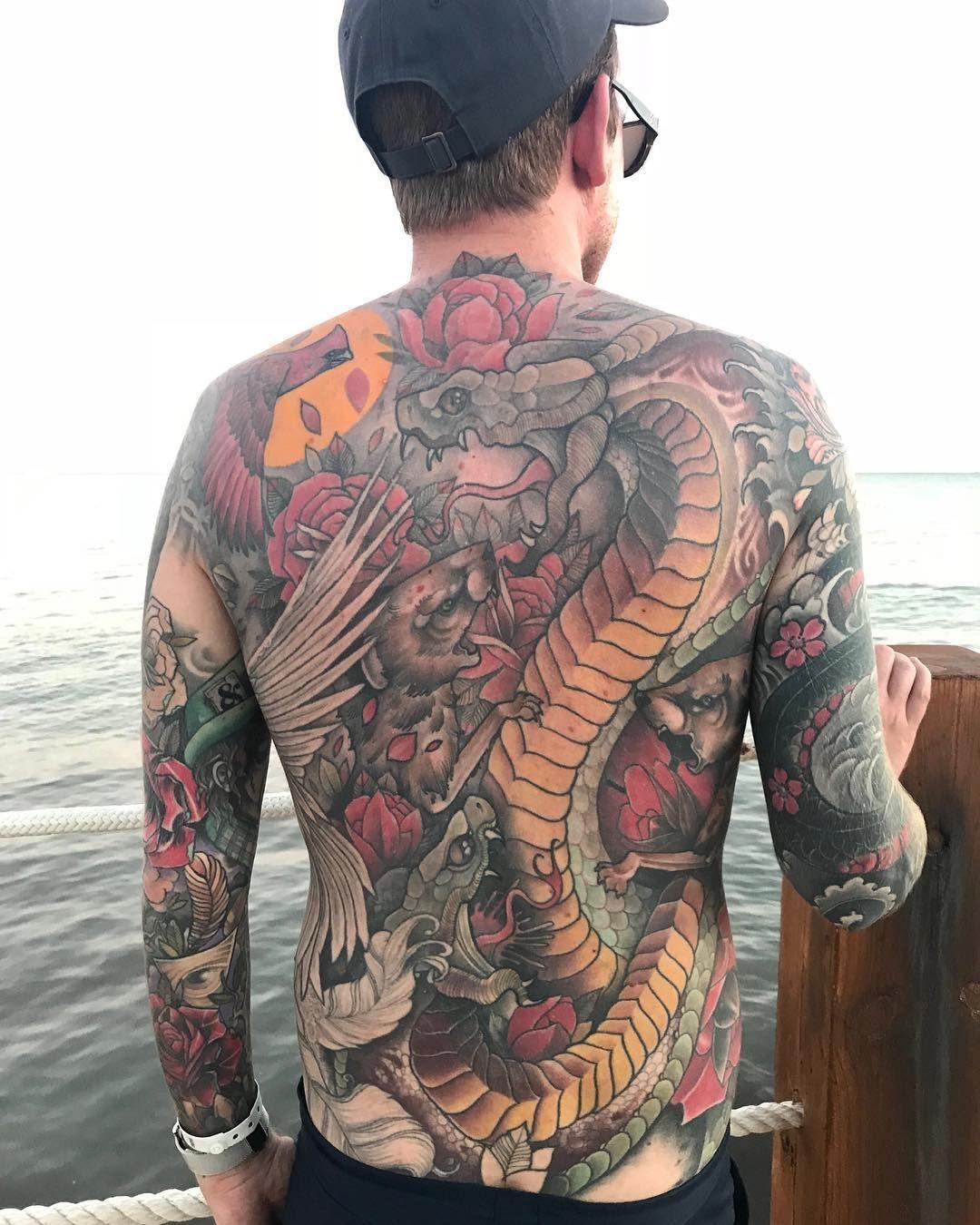 Pin De Andrew Mougios En Tattoos: Pin De Sebastian Mancilla En Irezumi