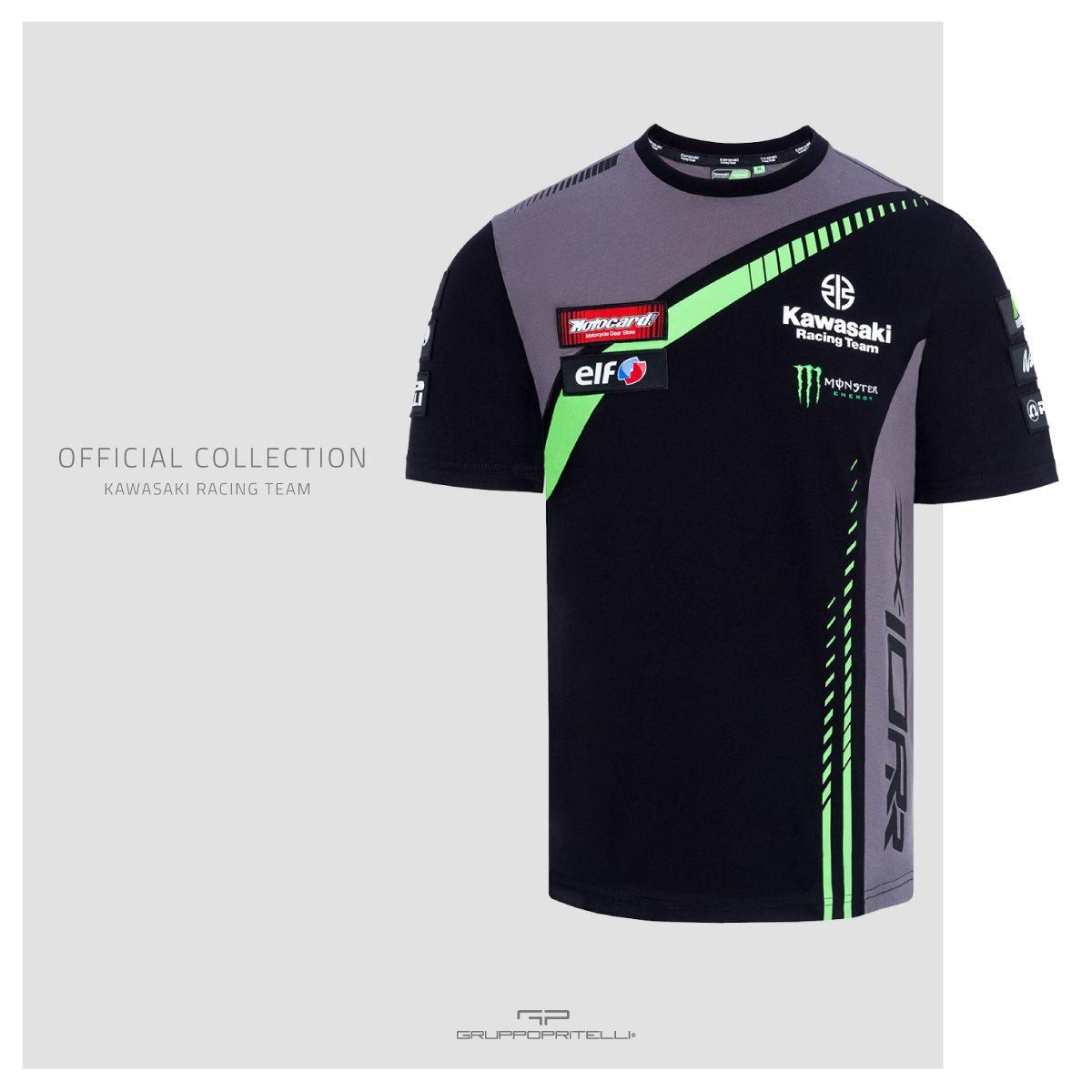 d61db7bec8e Kawasaki Racing Team WorldSBK Official Collection. Replica Clothing ...