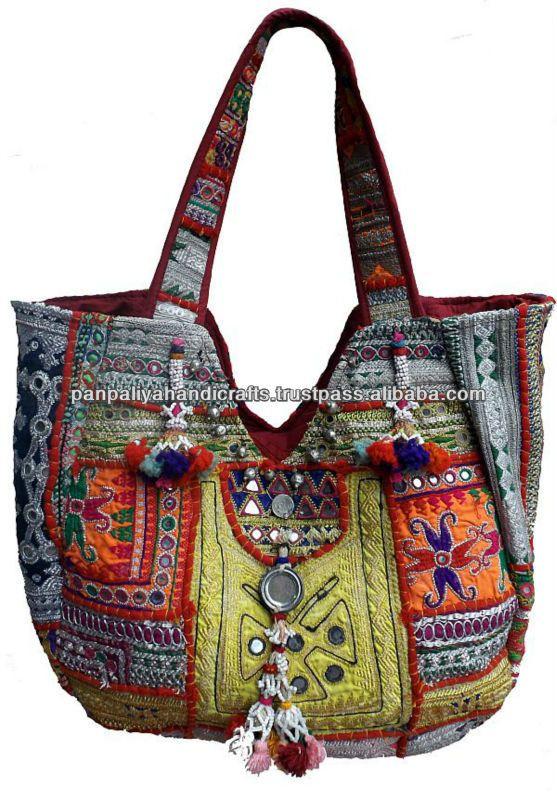 4c8541223f Vintage Tribal Banjara Bag Manufacturer And Wholesaler Jaipur India Photo