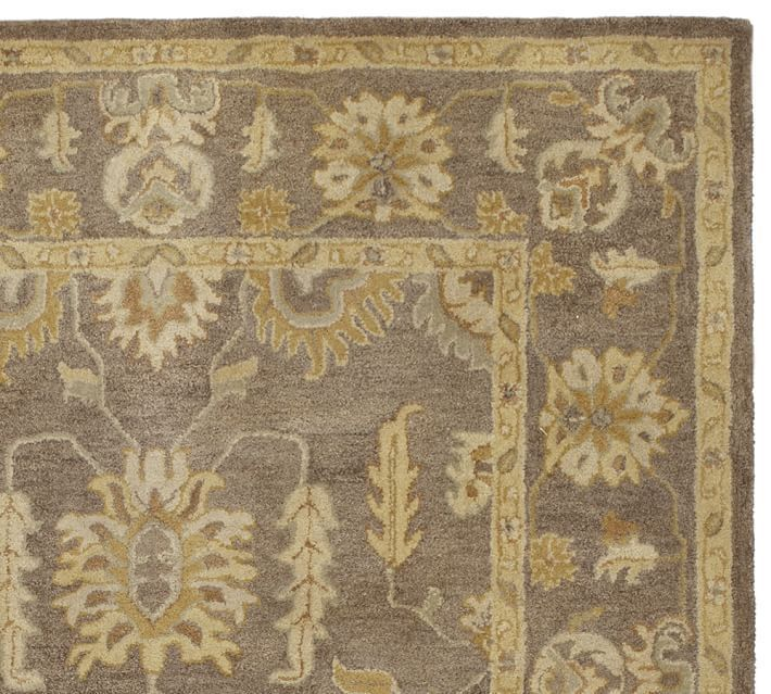 New Pottery Barn Hastings Wool Persian Style Rug 8 X 10 Authentic