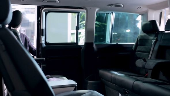 Family Inspecting Itnerior Of Passenger Minibus #Auto, #Automobile, #Buying, #Car, #Customer, #Dealer, #Dealership, #Family, #Interior, #Minibus, #Minivan, #Motor, #Passenger, #PhotoOles, #Sale, #Vehicle http://goo.gl/8Uk1lY