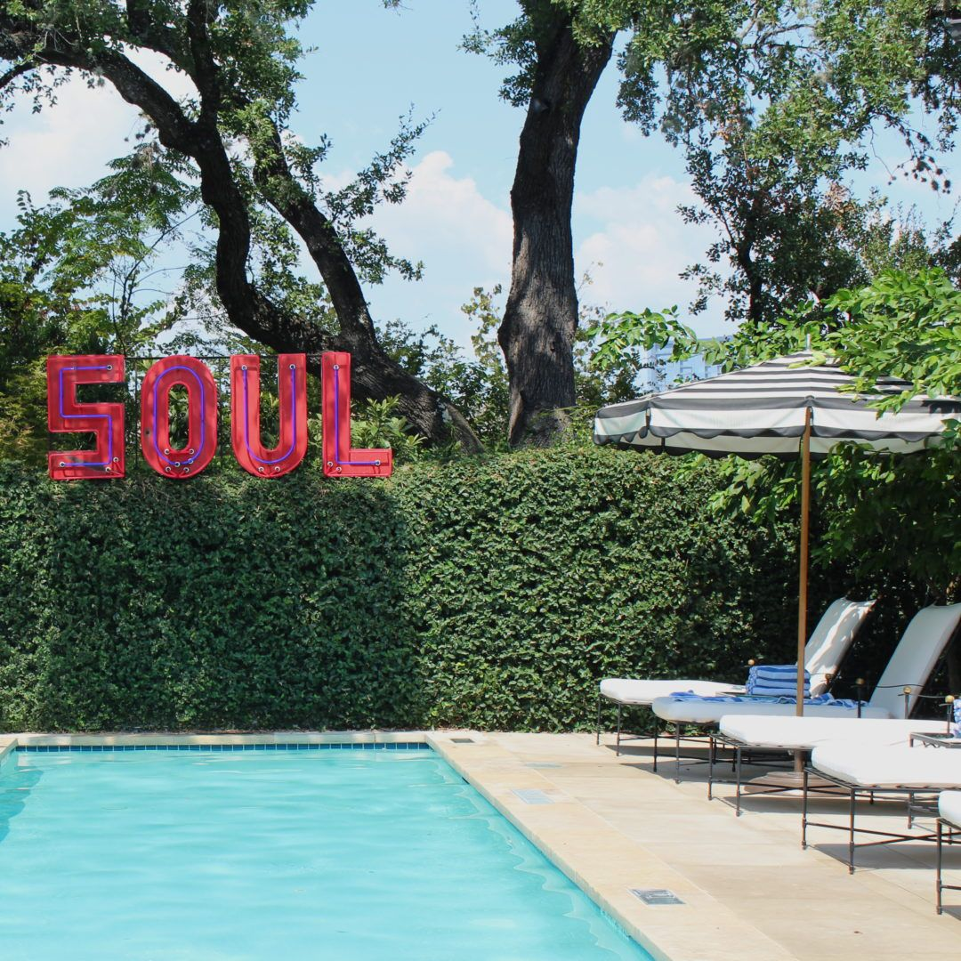 A Sweet Soul In Austin Tx Hotel Saint Cecilia The Best Travel
