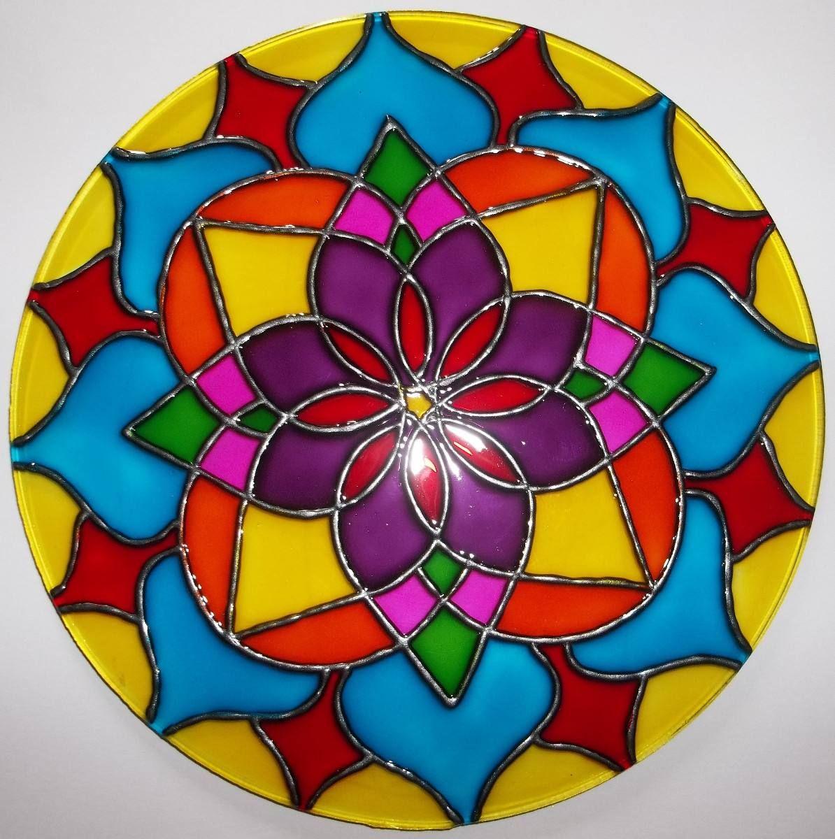 mandalas pintados a mano Mandalas Pinterest Mandala Mandalas