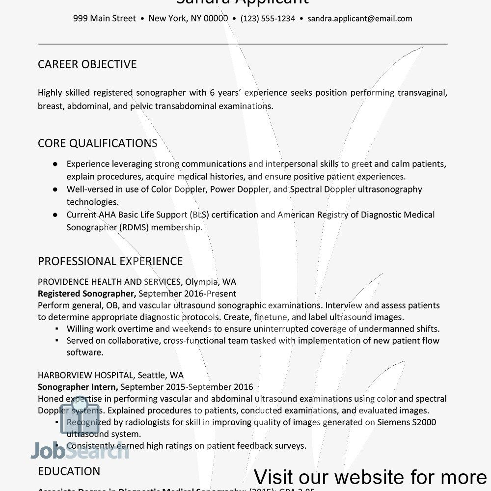 resume template easy Professional in 2020 Resume