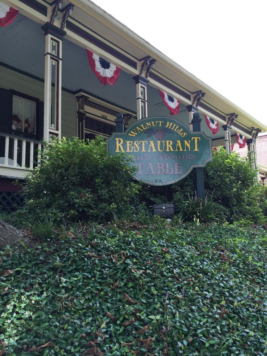 Walnut Hills Restaurant, Vicksburg, MS   Have visited three times on our travels. 5 Star each time. Fabulous food served by incredibly friendly folks!!!!!