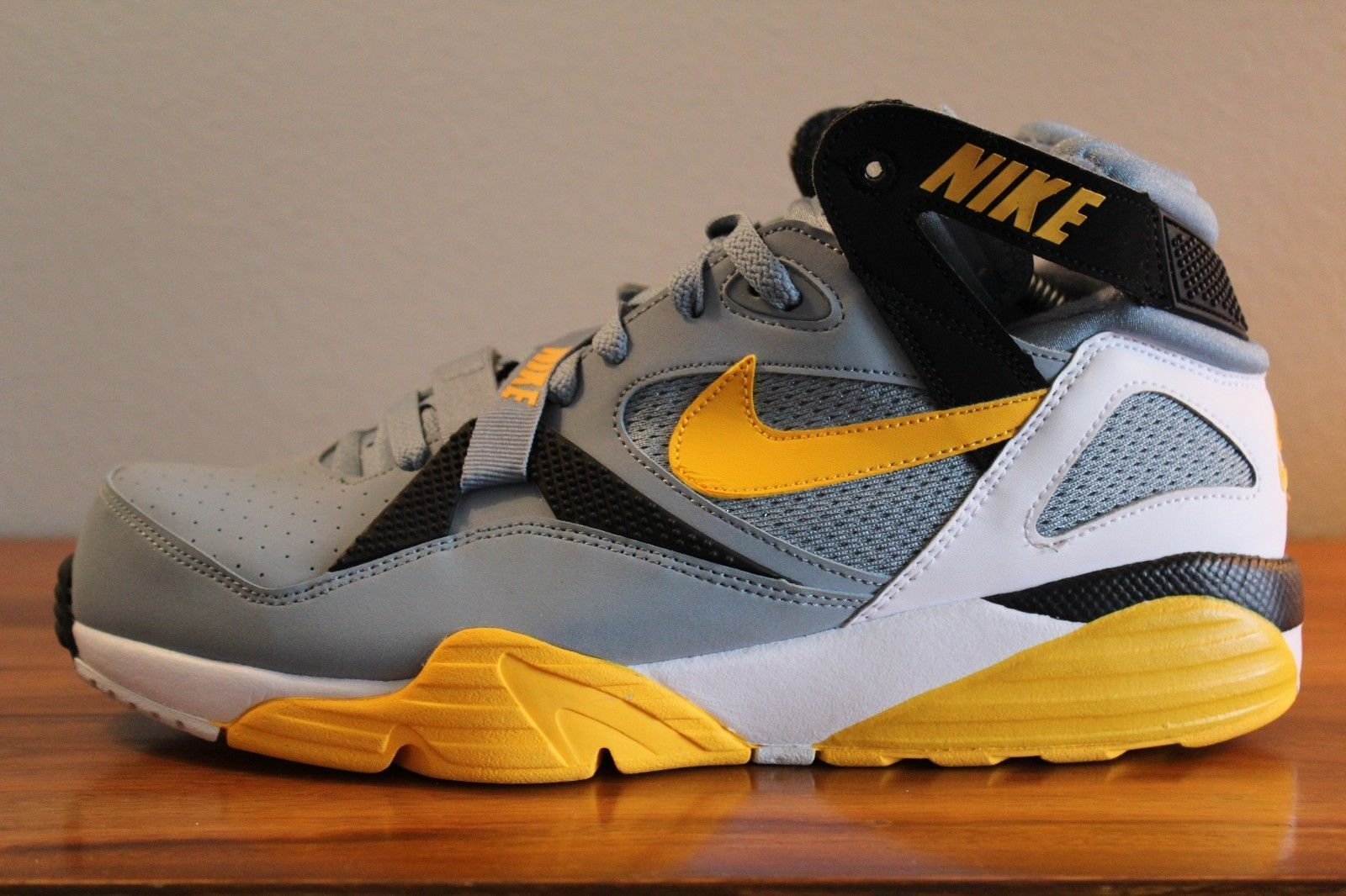 2b3879fd5d ... 13 New Nike Air Trainer max 91 OG Bo Jackson Shoes Size 10 10.5 309748  005 ...