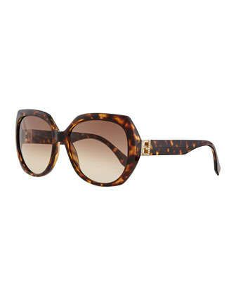 832566803b13 Fendista Temple Sunglasses