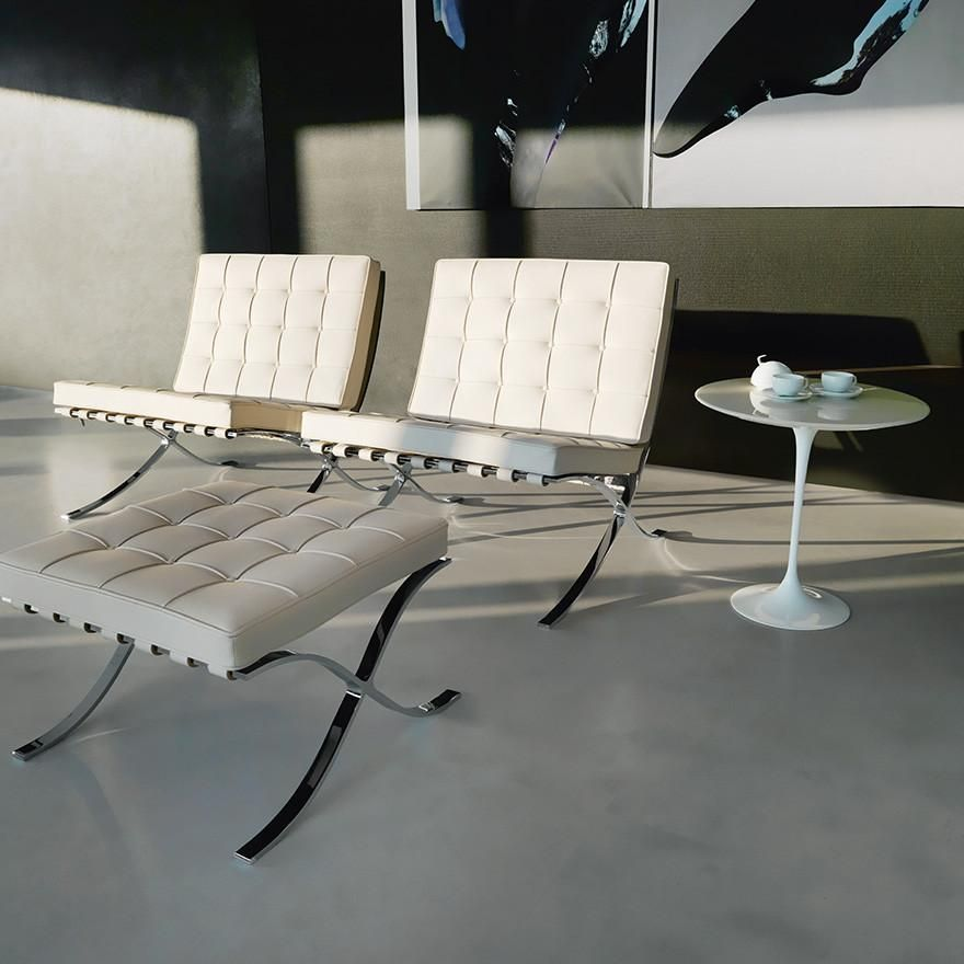 Knoll Mies Van Der Rohe Barcelona Chair Barcelona Chair Sofa Home Knoll Barcelona Chair