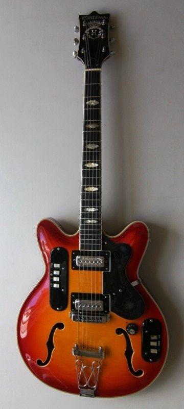 goya contessa hg 141 rangemaster 1960s guitars guitar vintage guitars drum instrument. Black Bedroom Furniture Sets. Home Design Ideas