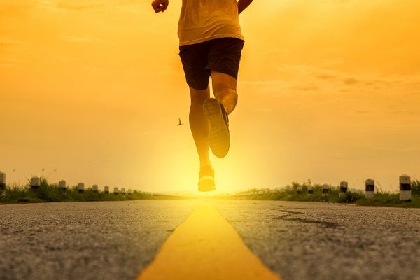 Discover The Many Positive Body Effects of Distance Running!