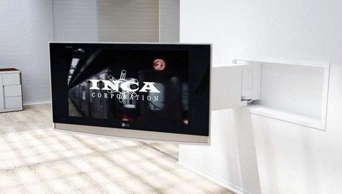 Remote Controlled Wall Mount System For Your Flat Screen Tv