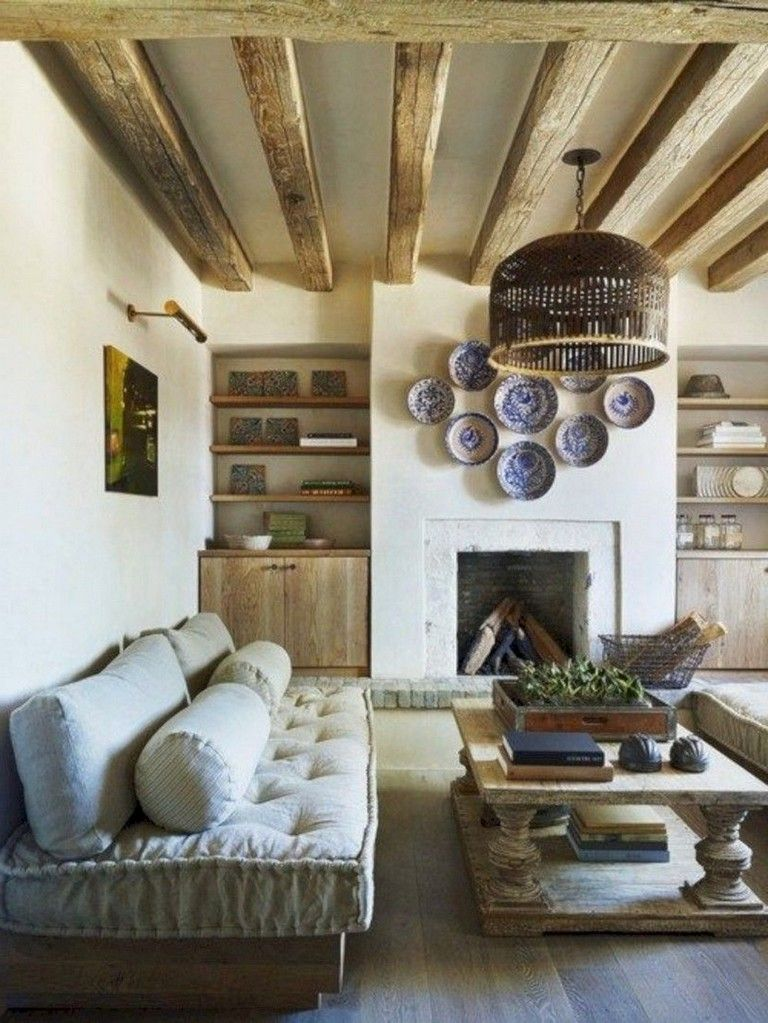 40 GORGEOUS RUSTIC ITALIAN HOME STYLE INSPIRATIONS