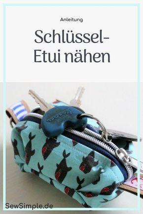 Photo of ᐅ Schlüsseletui nähen – ohne viel Aufwand | Anleitung