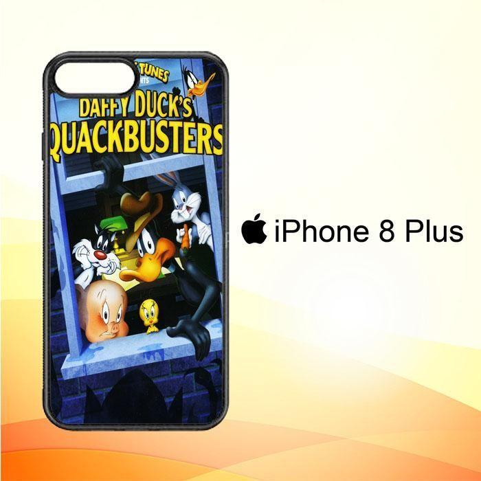 daffy duck iphone 7 plus case