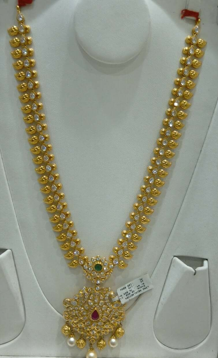 Long chain 40grams | jewellery with weight in 2019 | Gold