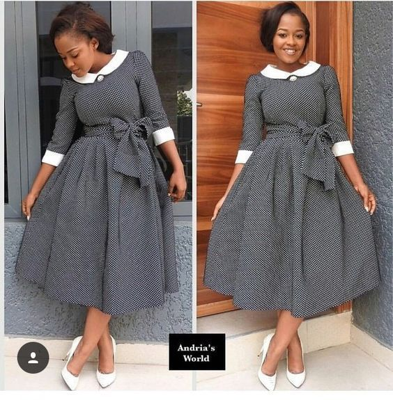 Top Shweshwe Print African Fashion 2019 For Women's
