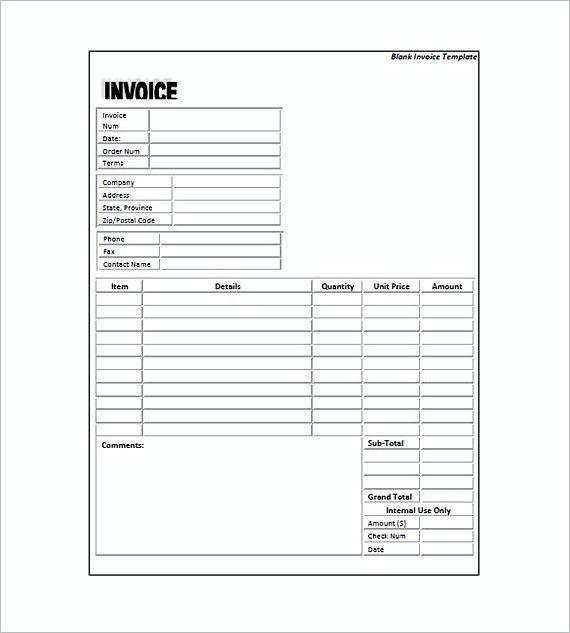 Standard Invoice Form Standard Invoice Template Getting To Know About Standard Invoice Template And More Act Invoice Template Letterhead Template Templates