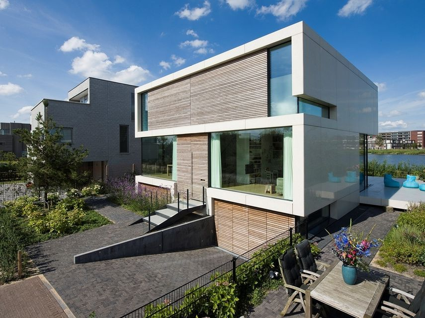 Villa s ijburg amsterdam residential in