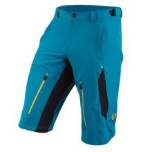 Pearl Izumi Launch Mountain Bike Shorts For Men In Mykonos Blue Black Closeouts Cycling Outfit Mykonos Blue Bike Shorts